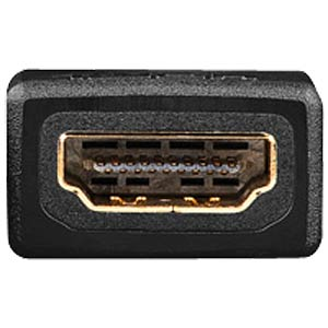 HDMI compact plug/socket adapter VALUELINE