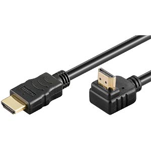High Speed HDMI® z Ethernetem / 90° / 5,0 m FREI
