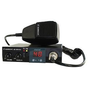 CB mobiele radio ALBRECHT 12013