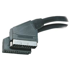 Scart extension, 21-pin, 3 m FREI