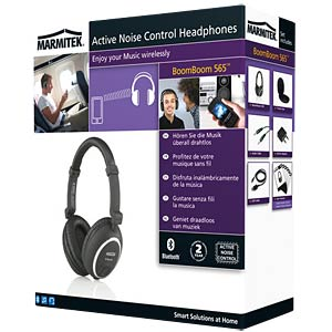 HiFi Bluetooth headphones MARMITEK 08131