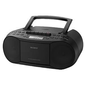 Boombox mit CD/Kassette und Radio SONY CFDS70B.CED