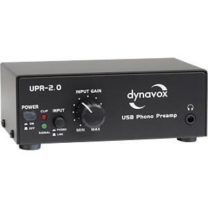 DYNAVOX 204925 - USB-Phono-Vorverstärker