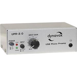 USB-Phono-Vorverstärker DYNAVOX 206000