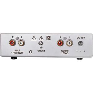 Stereo Phono Vorverstärker DYNAVOX 206009