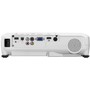 Beamer / 3000 ANSI / WXGA 1280x800 EPSON V11H718040