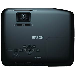 Projector/3000 ANSI/1280 x 800/720 p EPSON V11H664040
