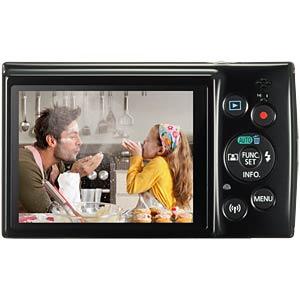 Digitalkamera, 20MP, 10-fach Zoom, schwarz CANON 1085C001