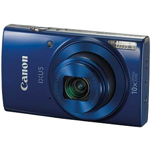 Digitalkamera, 20MP, 10-fach Zoom, blau CANON 1091C001
