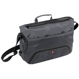 Advanced Befree Messenger grey MANFROTTO MB MA-M-GY