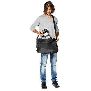 Fotografie, Tasche, Messenger, Advanced Befree MANFROTTO MB MA-M-GY