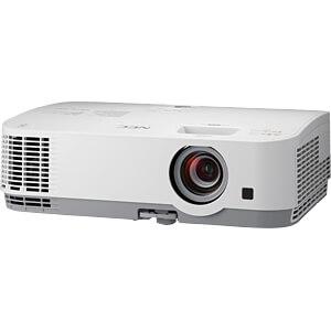 Projektor / Beamer, 3300 lm, XGA (1.024 x 768) NEC 60004228