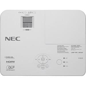Projektor / Beamer, 3000 lm, 1080p (1.920 x 1.080) NEC 60003897