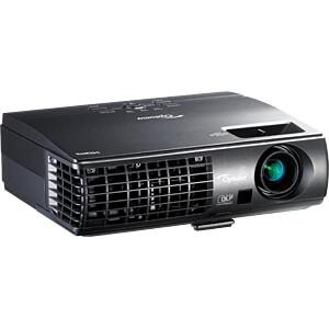 Projektor / Beamer, 3100 lm, WXGA (1.280 x 800) OPTOMA E1P1D0J1E001