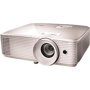 Projector, 3600 lumen, WUXGA (1920 x 1200) OPTOMA E1P1A0SWE1Z2