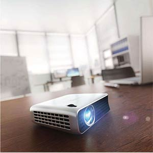 PicoPix Pocket projector / 100 lm PHILIPS