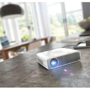 PicoPix Pocket projector / 350 lm PHILIPS