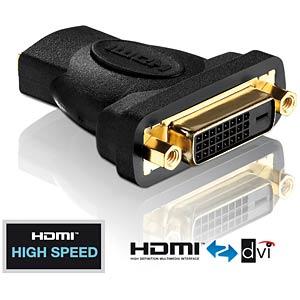 HDMI/DVI adapter - PureInstall series PURELINK PI045