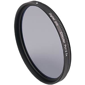 Polfilter, zirkular, Digital pro MC, 55mm RODENSTOCK
