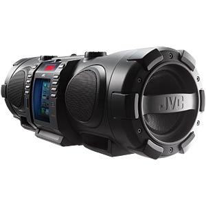 Boomblaster with active subwoofer JVC RV-NB75E