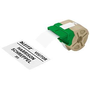 Kartonrollen Kartusche, Papier, 57 mm x 22 m, schwarz/ weiß LEITZ 70050001