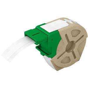 Label cartridge, plastic, 12 mm x 10 m, white LEITZ 70150001