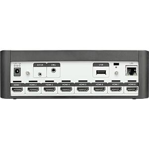 HDMI 2.0a 4K UHD HDR Stream Generator - 2 HDMI - 64GB BLUVIZION BV-SG8008S