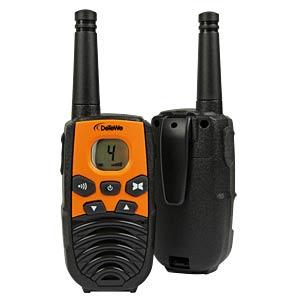 PMR-Funkgeräte DETEWE 208092