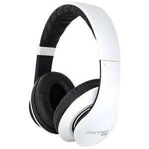 Headset, On Ear, schwarz/weiß FANTEC 1813