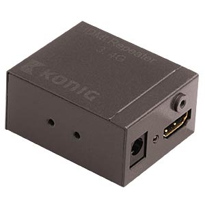HDMI Extender, 1x HDMI Buchse auf HDMI Buchse KÖNIG KNVRP3405