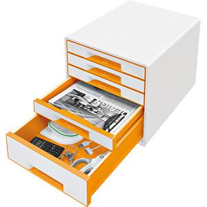 Leitz WOW CUBE orange LEITZ 52142044