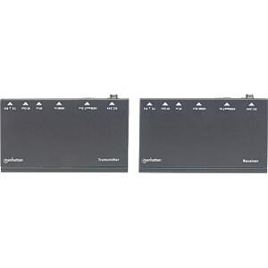 4K HDMI HDBaseT over Ethernet Extender Kit, 1080p/4K MANHATTAN 207638