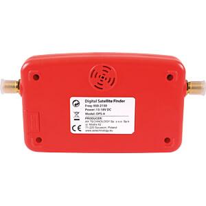 Pegelmessgerät, Satmessgerät OPTICUM RED 9876
