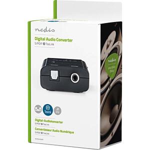 Digital-Audiokonverter NEDIS ACON2500AT