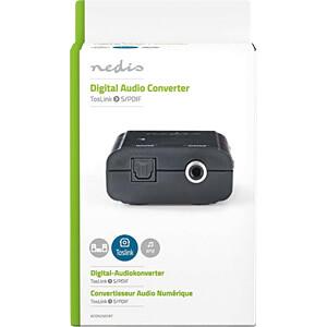 Digital-Audiokonverter NEDIS ACON2501AT