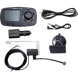 albrecht dr57 digital radio adapter for car radio at. Black Bedroom Furniture Sets. Home Design Ideas