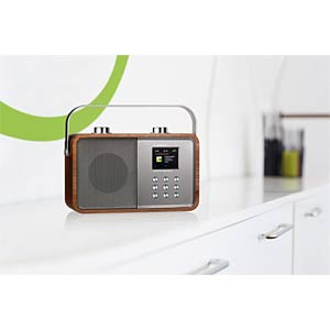 Digital-/FM Radio ALBRECHT 27385