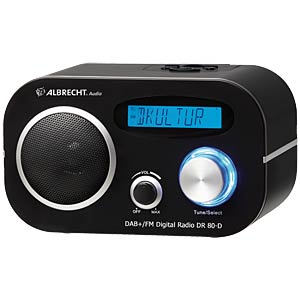 Digital and FM radio ALBRECHT 27391