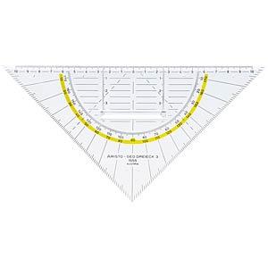 Geodreieck® 22.5 cm, mit Griff ARISTO AR1555/2