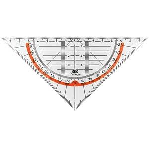 College Geometrie Dreieck 16 cm ARISTO AR23001