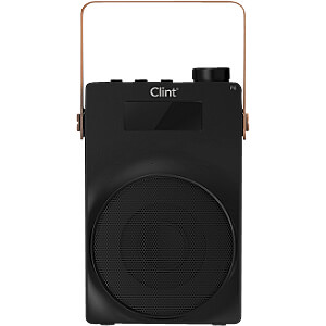 DAB+, FM, Portable Radio CLINT CLINT-F6DAB-B