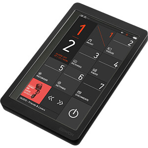 MP3-Player, Cowon iAudio X9, 8GB, schwarz COWON