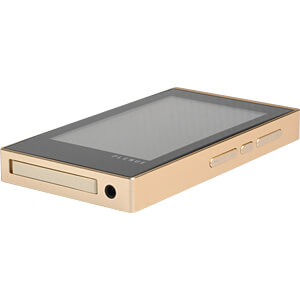 HiRes-Audioplayer, MP3-Player, Cowon Plenue 1, 128GB, gold COWON