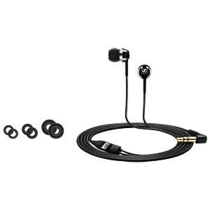 Oortelefoon, in-ear, zwart SENNHEISER 506083