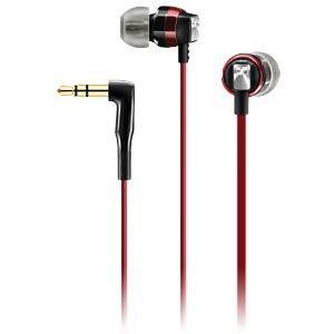Ohrhörer, In-Ear, rot SENNHEISER 506245