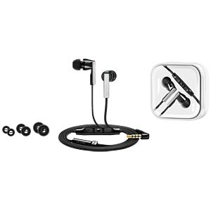 Headset, In Ear, schwarz SENNHEISER 506233
