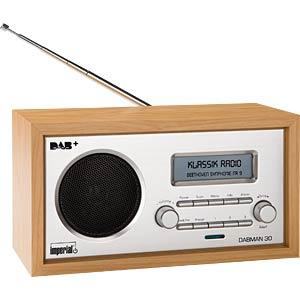 DAB/DAB+/UKW-Radio IMPERIAL 22-130-00