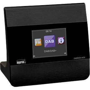 HiFi-Audio-Adapter mit Internetradio und DAB+ IMPERIAL 22-241-00