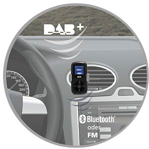 DAB+ Radio with FM-Transmitter IMPERIAL 22-101-00
