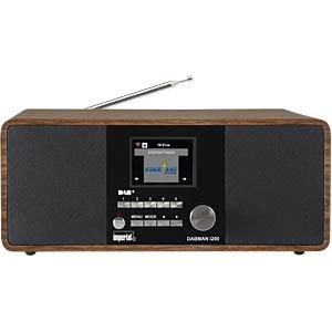 Hybrid-Stereo Radio IMPERIAL 22-230-00